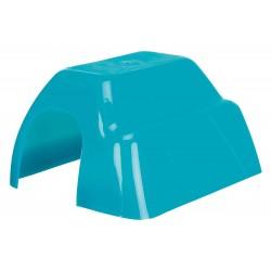 Trixie Casa in plastica per criceti, mouse 14 x 9 x 9 x 9 x 16 cm TR-61341 Letti, amache, amache, nidiacei