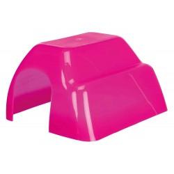 Maison en plastique pour Hamsters, souris 14 x 9 x 16 cm Lits, hamacs, nicheurs Trixie TR-61341