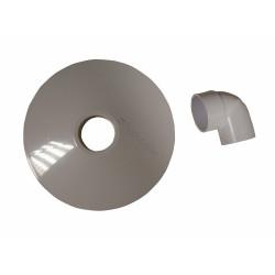 SKIMVAC SKIMMER WELTICO 80174 Plaque aspiration skimmer Générique  SC-WEL-251-0008