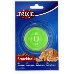 balle a friandise ø 5 cm pour chat accessoire alimentaire Trixie TR-45576