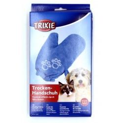 Trixie Gant de séchage pour animaux TR-2357 Soin et hygiène