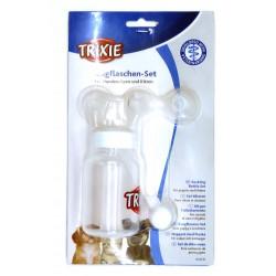 Set biberon 120 ml chien ou chat Chiot Trixie TR-24210