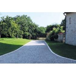 Interplast Géotextile INTERBATEX 110gr L 1M x 25ML IN-SGPPTC125 Parc et jardin