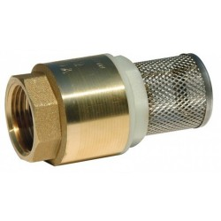"CREPINE CLAPET ""YORK"" 3/4 for pumping watering the valve strainer valve generic SO-10805"