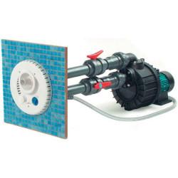 Jardiboutique Komplette Schwimmbad-Rückspülsätze - Nadorself 300 Mono - NCC - 63 m3/Stunde IN-SPNCC300MO gegenstromschwimmen