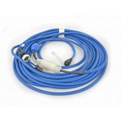 MAYTRONICS Câble complet + SWIVEL DIY 18 PR ZENIT 10-12-15-2 - attention deux brosse MAY-201-0021 Pièce robot