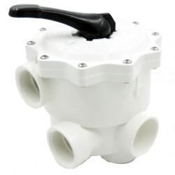 """6-WAY 2"""" VALVE JUMPER FRONT 2008 - filtro de arena filtro de arena filtro de piscina válvula de filtro de arena genérico SC-PER-"""