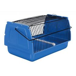 una jaula de transporte de 22 x 14 x 15 cm para roedores y aves Jaulas, pajareras, nidos Trixie TR-5901
