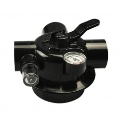 poolstyle SC-EMX-060-0007 4-way sand filter valve POOLSTYLE pool sand filter sand filter valve