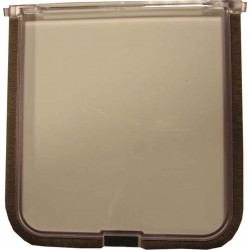 Flamingo FL-500738 Spare door for cat flap 19.5 cm by 17.5 cm Cat flap