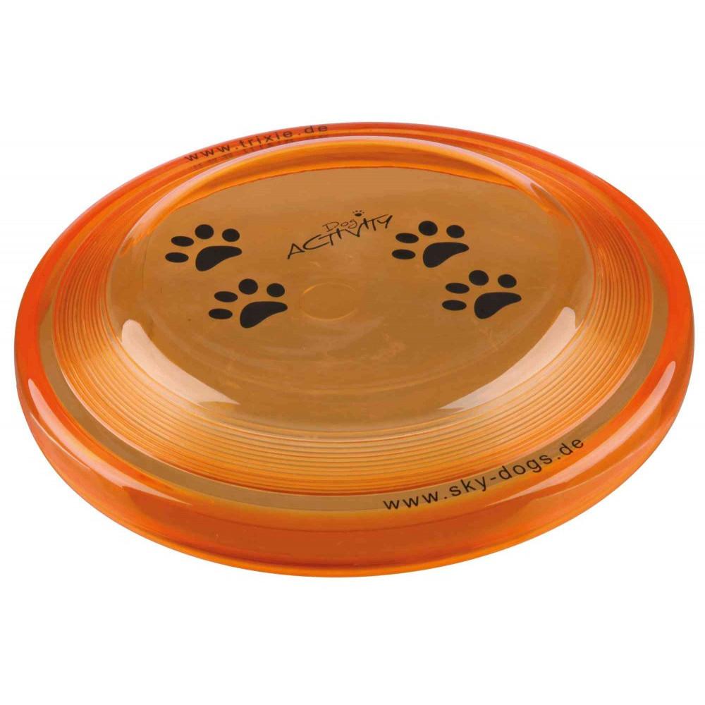 """Disque d'activité """"Dog Disc """" ø 23 cm Jeux Trixie TR-33562"""