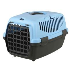 TR-39812 Trixie Caja de transporte, Capri 1, para perro o gato pequeño, tamaño: XS 32 x 31 x 48 cm Jaula de transporte
