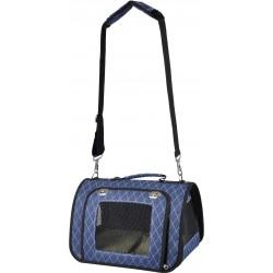 FL-518126 Flamingo Sac de transport Audrey 36 x 21 x 23 cm pour petits animaux chat ou chien Jaula de transporte
