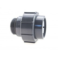 Quick coupling, Male threaded 1 1/2 Female for hose ø 50 mm PVC FITTINGS Generic PRESSURE IN-SRSRM50F