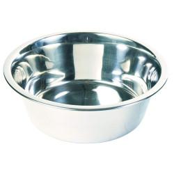 0.45 Litre- ø 12 cm Écuelles acier inox pour chien Gamelle, écuelle Trixie TR-24841
