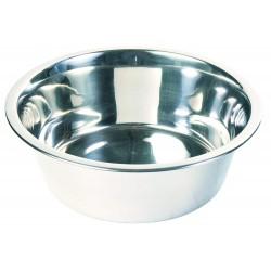 Trixie 0.75 Litre ø 15 cm Écuelles acier inox pour chien TR-24842 Gamelle, écuelle