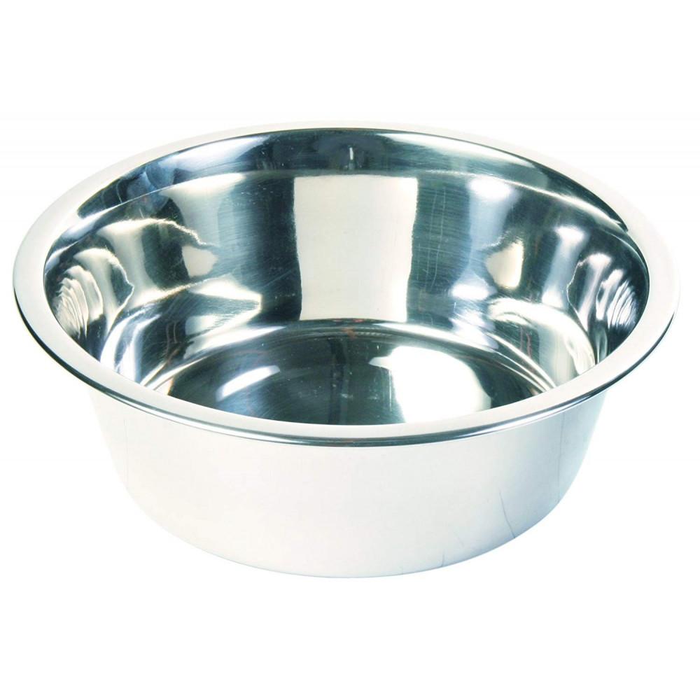 Écuelles acier inox 0.75 L ø 15 cm Accessoire alimentaire Trixie TR-24842
