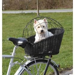 Panier pour vélo 35 x 49 x 55 cm pour chien max 12 kg Transport Trixie TR-13117