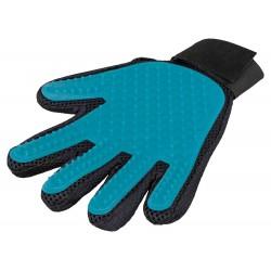 Handschoen voor vachtverzorging Trixie TR-23393 Gants et rouleaux de toilettage