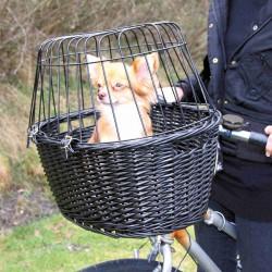 Panier pour vélo pour chien max 8 kg 50 × 41 × 35 cm Transport Trixie TR-2818