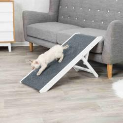 TR-39375 Trixie Rampa para gato y perro, 36 x 90 cm. Accesibilidad