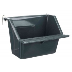 Suspended feeders with metal support 200 ml 11 x 9 cm Feeding troughs, Trixie TR-5473 water trough