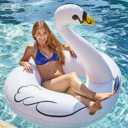 Kerlis Le Cygne boué de piscine BP-62305789 Jeux d'eau