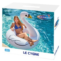 Kerlis Le Cygne boué de piscine Jeux d'eau