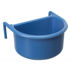 Trixie TR-5477 2 hanging feeders with plastic holder, 75 ml/85 ml, for birds Feeding troughs, watering troughs