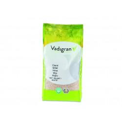 Vadigran Samen für BIRDS weiße runde Hirse Hirse 1Kg VA-204010 Essen und Trinken