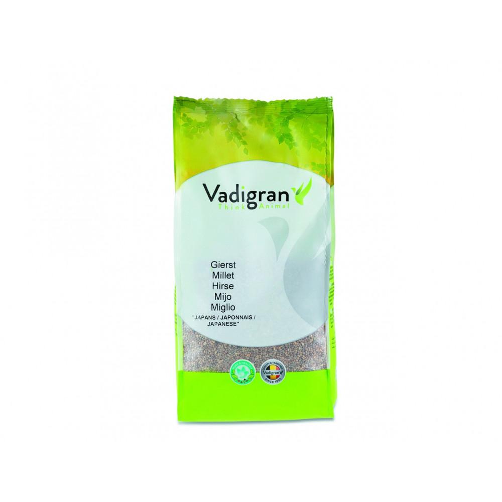 Graines pour OISEAUX millet japonais 0.8Kg Nourriture Vadigran VA-199010