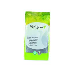 Vadigran Samen für BIRDS Mohn 0,8Kg VA-218010 Nourriture graine