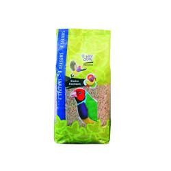 Graines pour oiseaux exotique, 4 Kg Nourriture Vadigran VA-453050