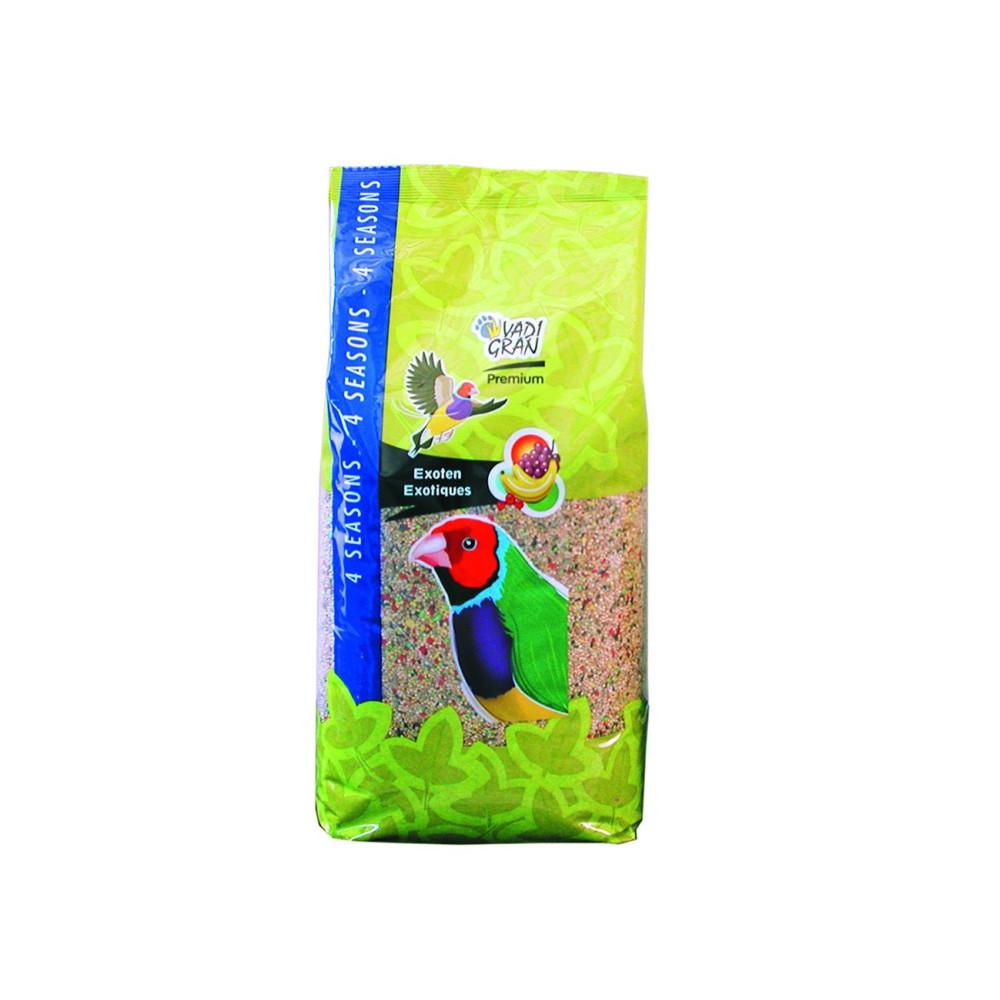 Vadigran VA-453050 Graines pour oiseaux exotique, 4 Kg. Food and drink