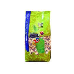 Vadigran Samen für BIRDS prenium vita vita vita Papagei 2,5Kg VA-455050 Essen und Trinken