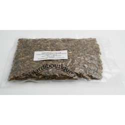 Jardiboutique ENT-VR-DESHY-80G Food Dehydrated whole larvae of soldier fly 80g Friandise