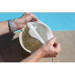 NET SKIM disposable pre-filter for skimmer - box 12 pieces. Toucan maintenance equipment BP-3472035