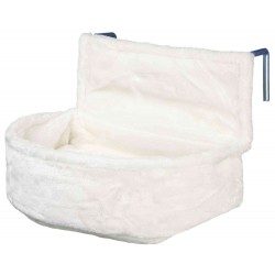 radiator bed 45 x 13 x 33 cm for cats. White Trixie Coating TR-43140