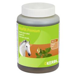 kerbl Huile d'entretien pour sabots Premium 500ML soins chevaux
