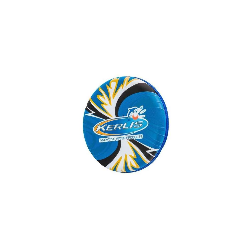 Kerlis un disque volant néoprène 24 cm - couleur bleu BP-56370668-BLEU Jeux d'eau
