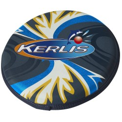 Kerlis BP-56370668-NOIR a 24 CM neoprene flying disc - black color Water games