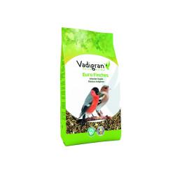 Graines original pour OISEAUX indigenes 1Kg Nourriture Vadigran VA-301-X01