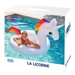 Kerlis La Licorne bouèe géante piscine BP-116475 Jeux d'eau