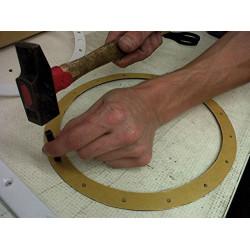 Emporte pièce réalisation trou de joint skimmer piscine Pièces détachées S.A.V Générique  SC-BCH-670-0003