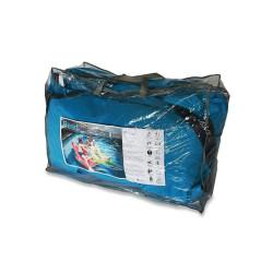 Hoge kwaliteitsmatras voor zwembad 90 x 180 cm - willekeurige kleur kokido SC-KOK-900-0030 Matelas