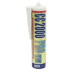 Générique Mastic silicone CC2000 pro HM BLANC spécial piscine. krystal 290ml Pièces détachées S.A.V