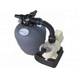 poolstyle SC-PSL-050-0001 Sand filtration plate 6 m3/hour poolstyle Sand and platinum filter