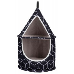 Comfortable shelter ø 35 × 60 cm Hanka for cats Trixie Sleeping TR-43513