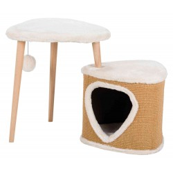 Cozy corner 70 × 53 × 46 cm Eneas for cats Trixie Sleeping TR-44431