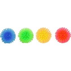 6 Balles hérisson ø 3.5 cm jouet pour chat Jeux Flamingo FL-502241-X6